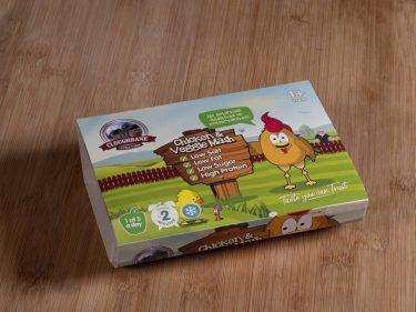 Kids Meal Chicken & Veggie Mash