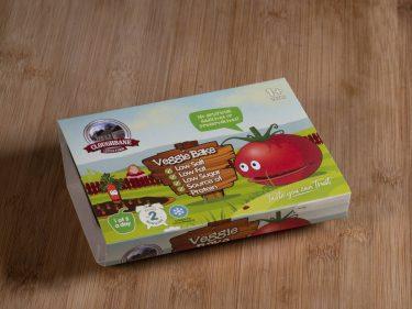 Kids Veggie Bake