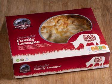 Cloughbane Lasagne
