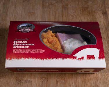 Roast Gammon Dinner
